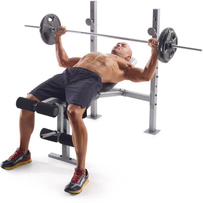 BENCH WORKOUTS