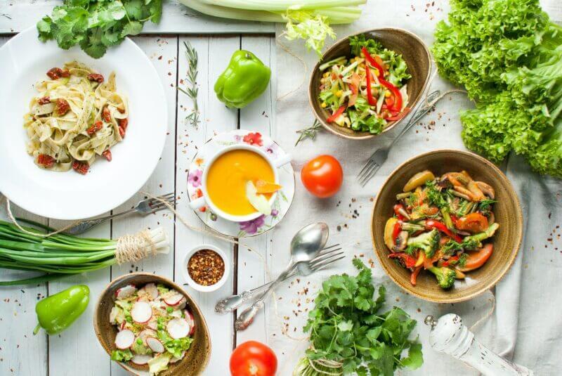 1 Month Vegan Challenge Review FOOD