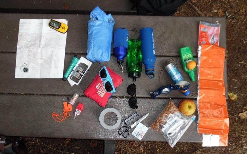 essentials for survival