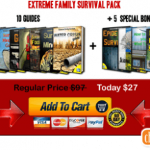 Extreme Family Survival Review - Worthy or Scam? Read Before You Buy!