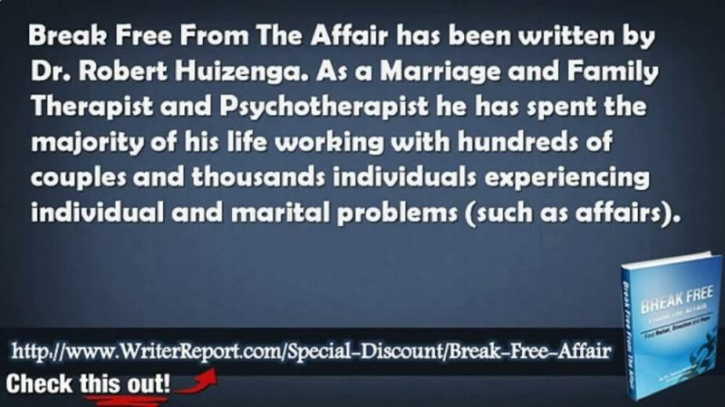 break free from affair review