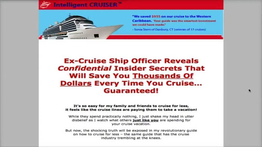 intelligent cruise review