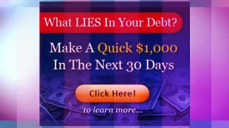 what lies in your debt review