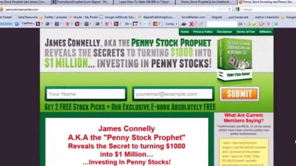 Penny Stock Prophet Review – Must Knowing Before You Buy