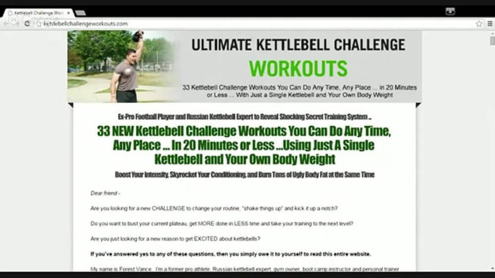 ultimate kettle challenge workouts