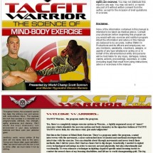 TACFIT Warrior Review - Does it Work or Not?