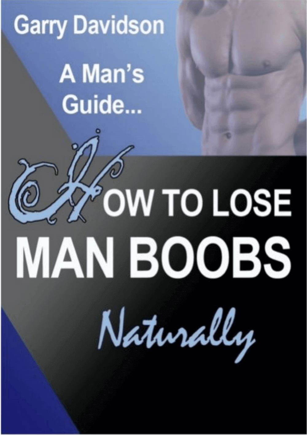 How To Lose Man Boobs Naturally Review - Worthy or Scam? Read Before You Buy!