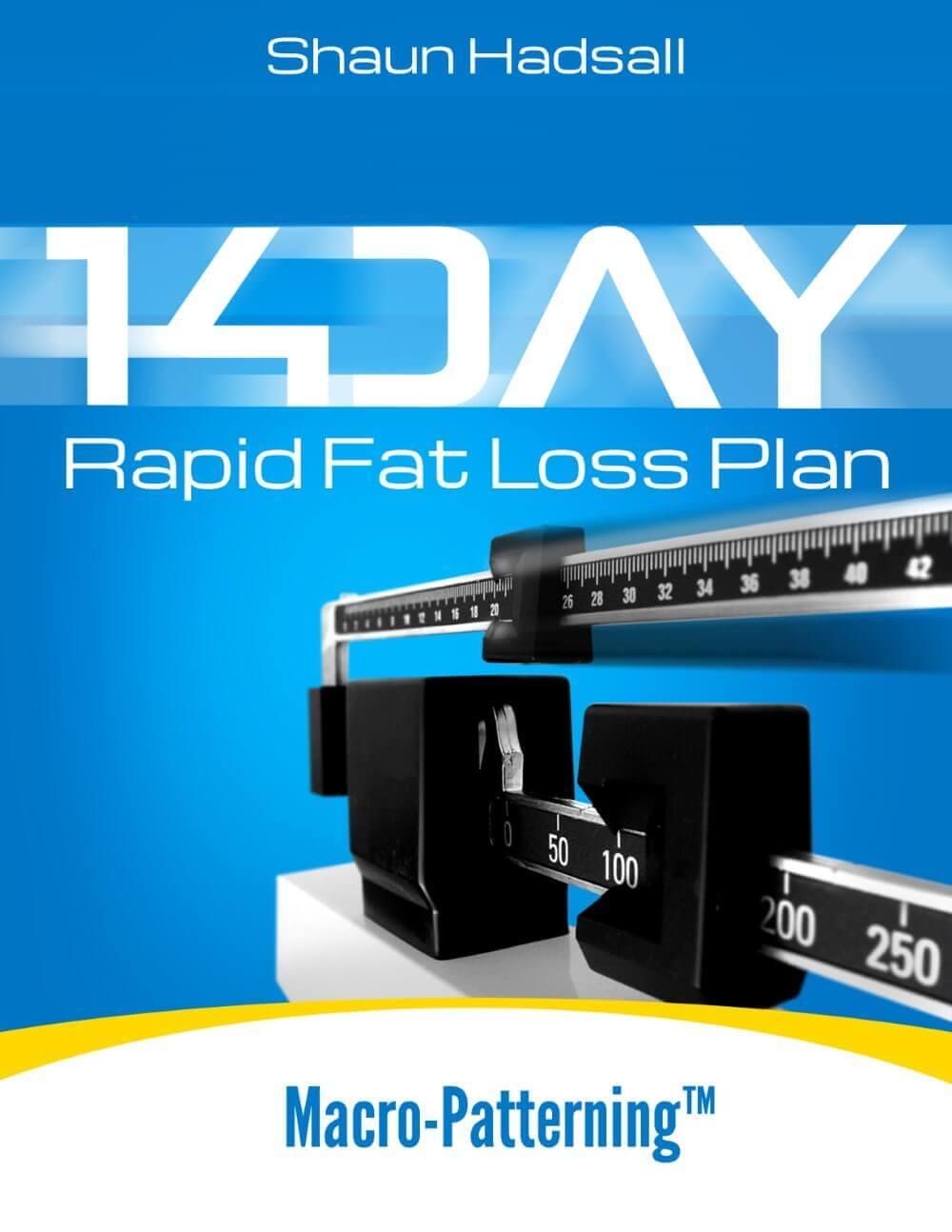 14 day rapid fat loss plan logo