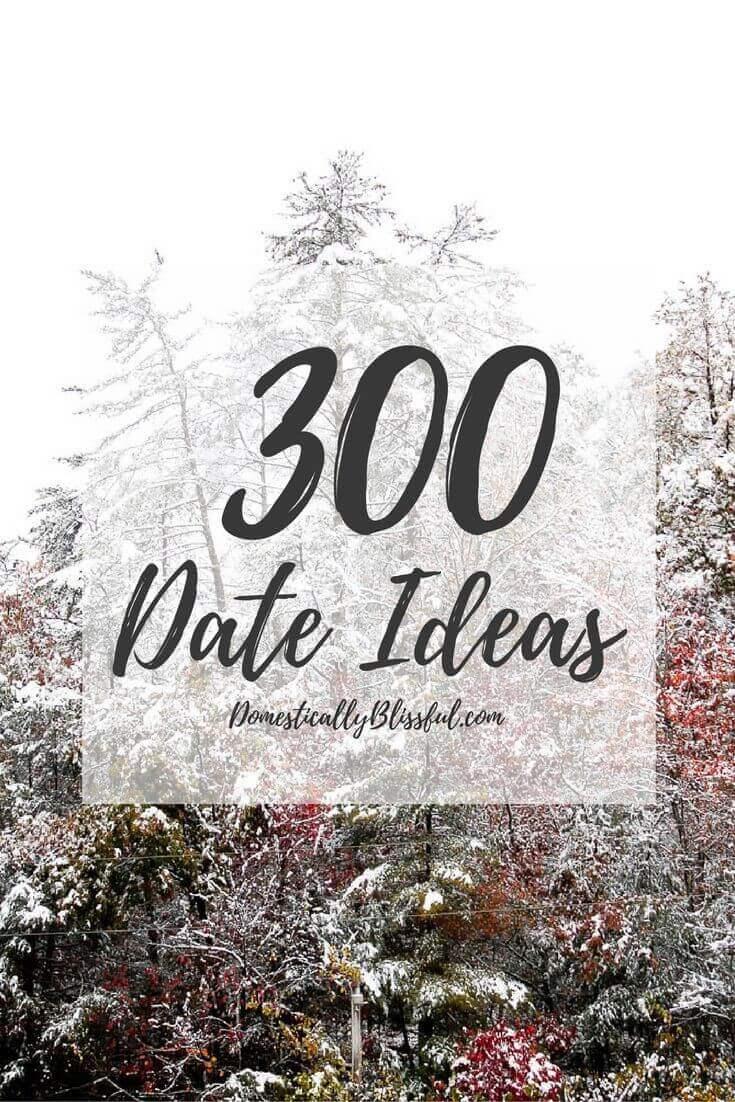 3000 date ideas