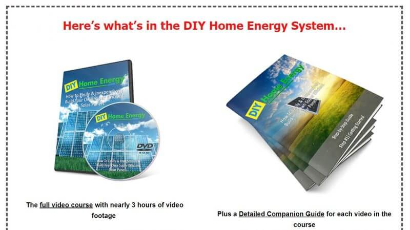 DIY Home Energy Products