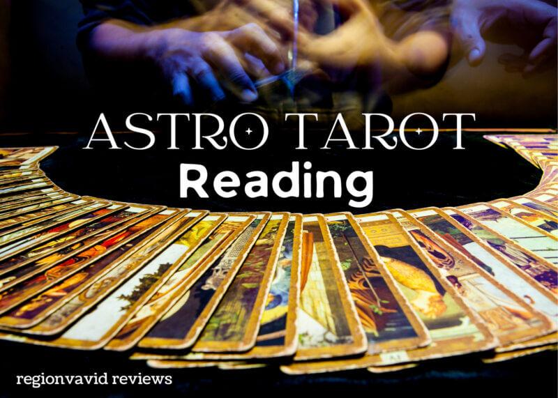 Astro Tarot Reading card reading