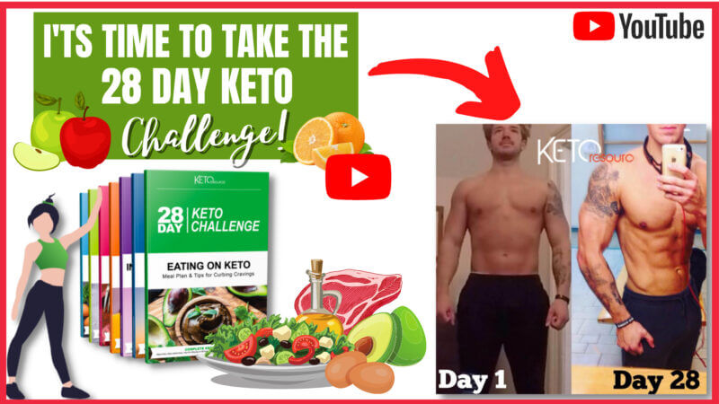 28-Day Keto Challenge Its Time To Take the challenge