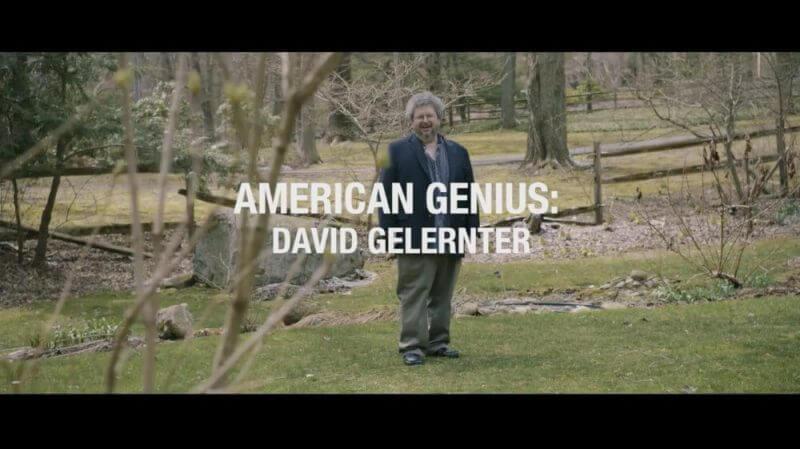 american genius david gelernter