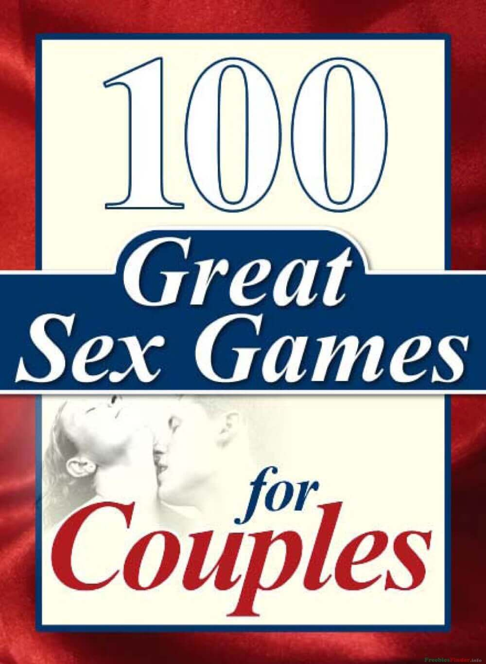 100 Great Sex Games For Couples Review - Read Before You Buy