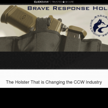 Brave Response Holster Review - Works or Just a SCAM?