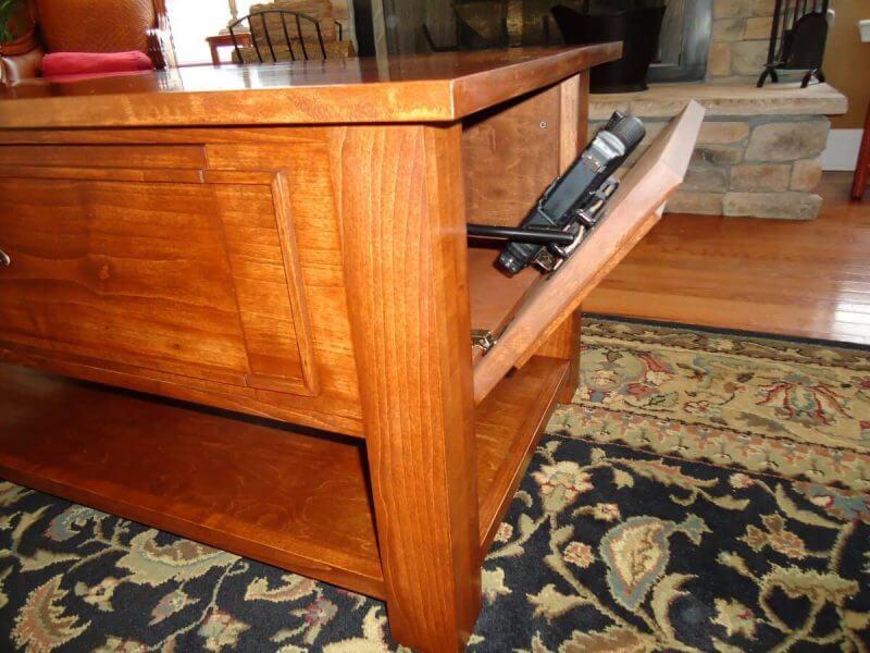 wood carbinet