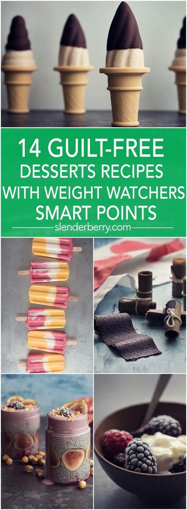 guilt free dessert review