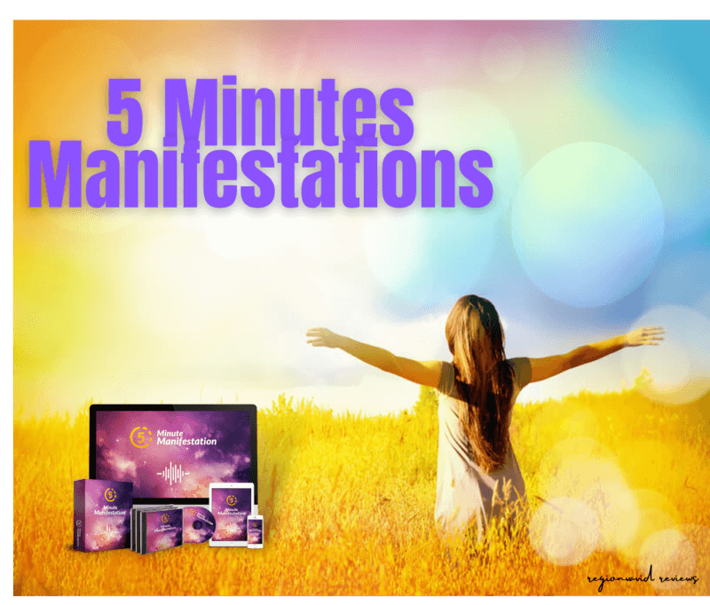 5 Minute Manifestation Experience The Effect