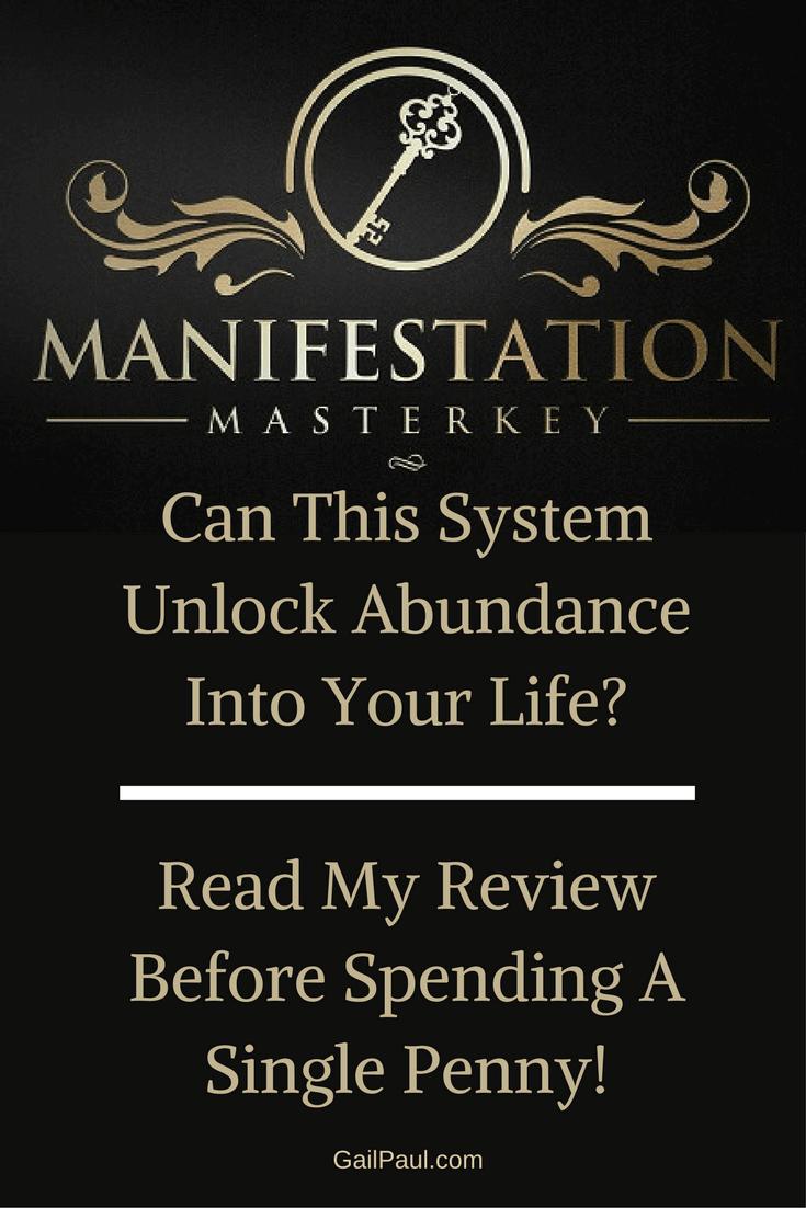manifestation master key review