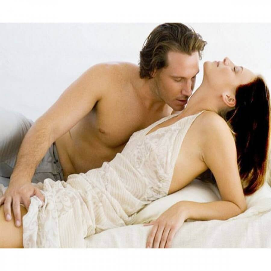 man romancing with a woman