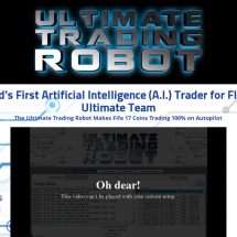 Ultimate Trading Robot Review - Who Should (& Should Not) Buy It?