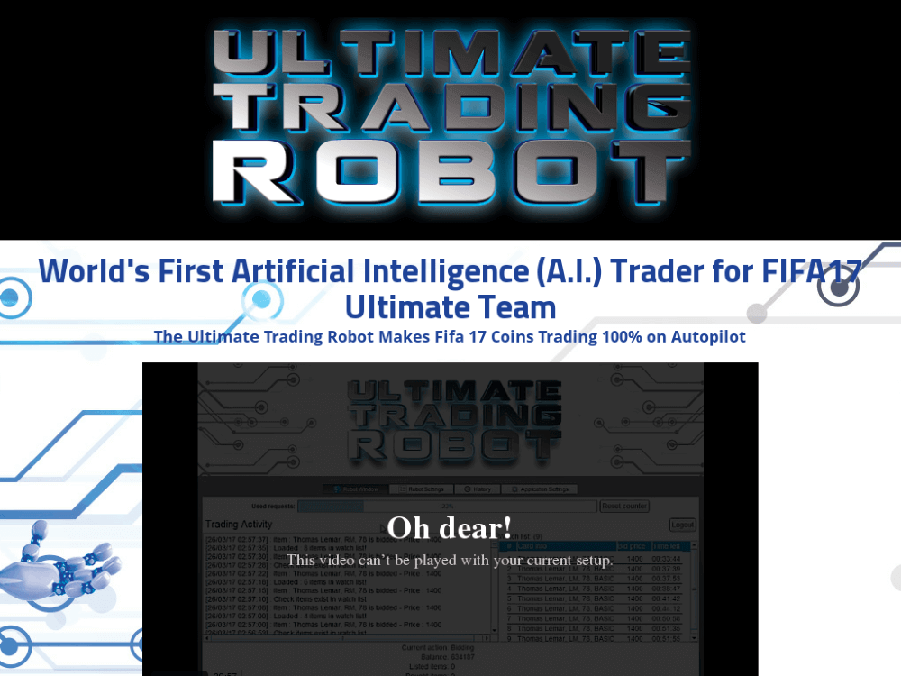 Ultimate Trading Robot Review - The Truth Exposed!!!