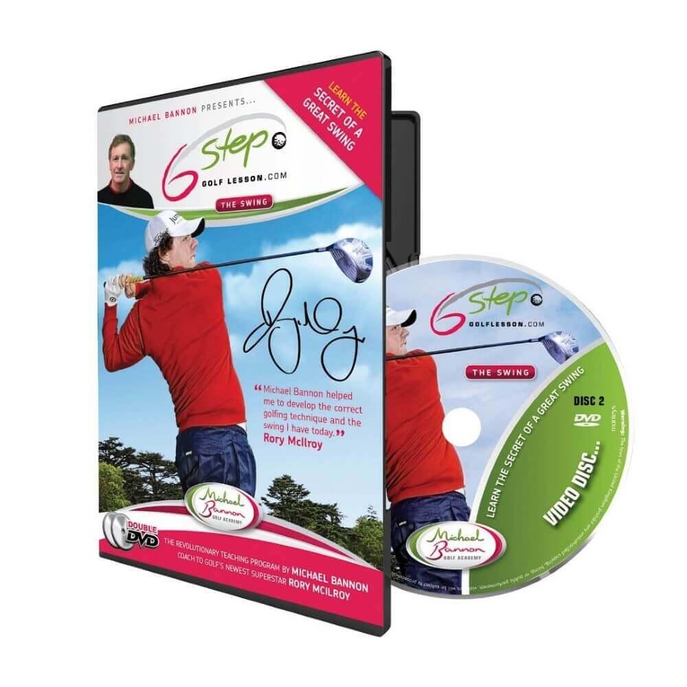 6 Step Golf Lesson