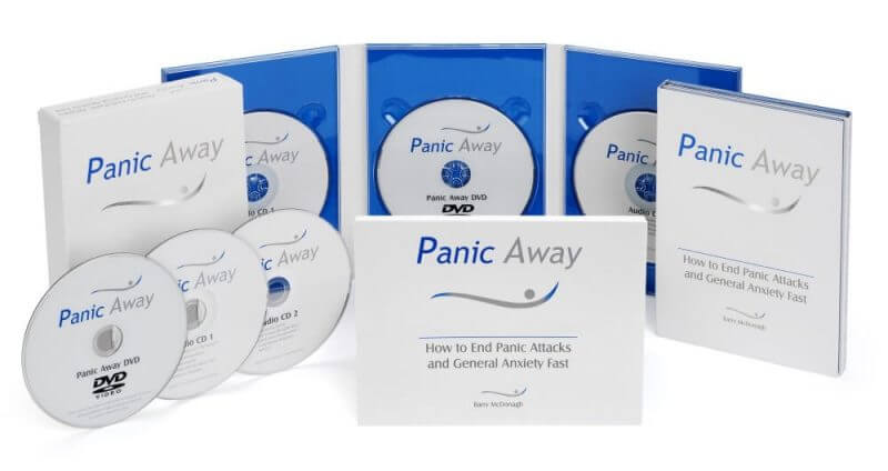 panic away products varieties