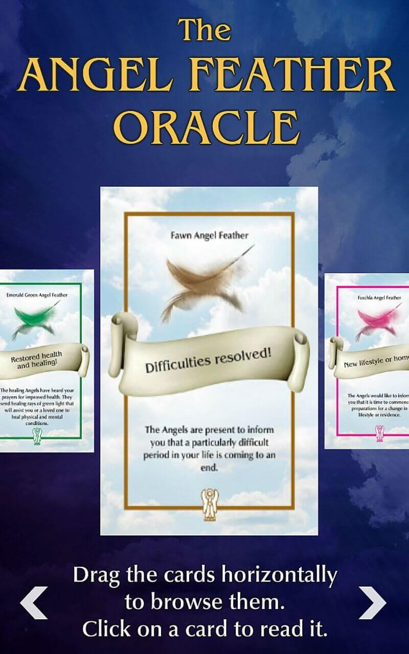 The Angel Feather Oracle Review – Real Shocking Truth!