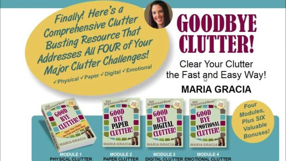 goodbye clutter review