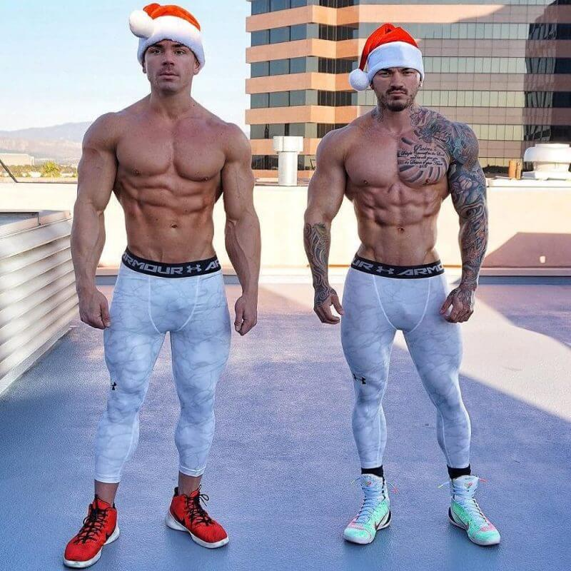 #santaisshredded  We live in a world that has narrowed into a neighborhood before it has broadened into a brotherhood. @brandonmichaelfit  I've learned the value in experience. Though I haven't always seen things clear, I'm now thankful for things I never imagined I could be. If it wasn't for the liars, I wouldn't know the qualities of trustworthy people. If it wasn't for the pain, I wouldn't know the value of peace. If it wasn't for the good things failing, I wouldn't know what was needed to set the foundation for something great. I learned the power of acceptance thru my disappointments. Every letdown has left me in a position to grow, and I'm wider because of it all. I'm proud of my heart, it's never been a quitter, it hadn't become bitter, it's had the courage to stay open, and that has only made me better. I'll never stop pursuing my dreams. EVER. #uglysweaterparty