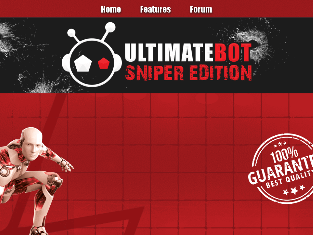ultimatebot sniper edition