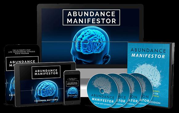 Abundance Manifestor System cover