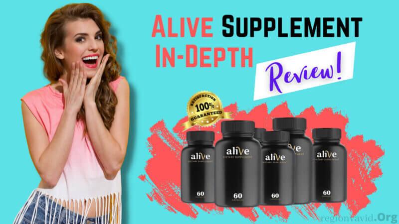 Alive Supplement