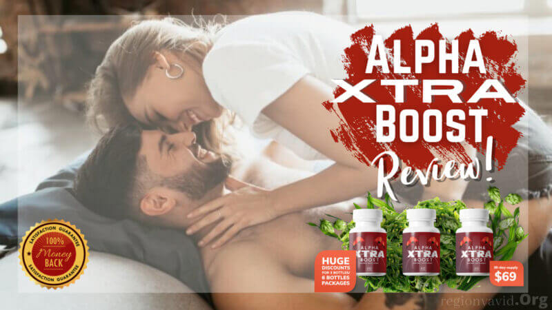 Alpha Xtra Boost Get the woman you want