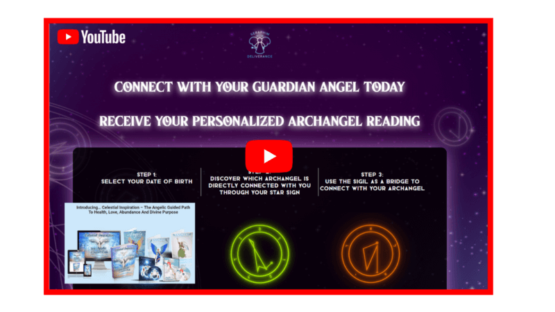 Angelum Lucis Archangel Reading