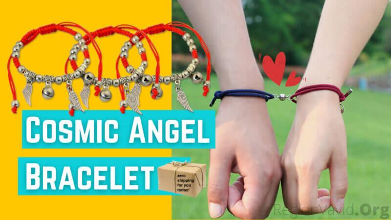 Cosmic Angel Bracelet Get Your Best Luck Now