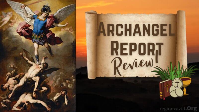 Archangel Report Your Guardian Angel