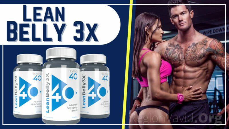 Lean Belly 3X Get This Body Now