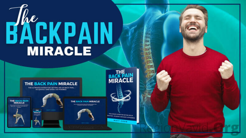 The Back Pain Miracle In Relive Your Back Pain