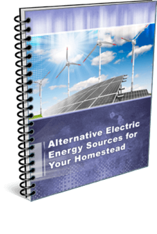 Backyard Revolution Homestead Alternative Energy Sources cover