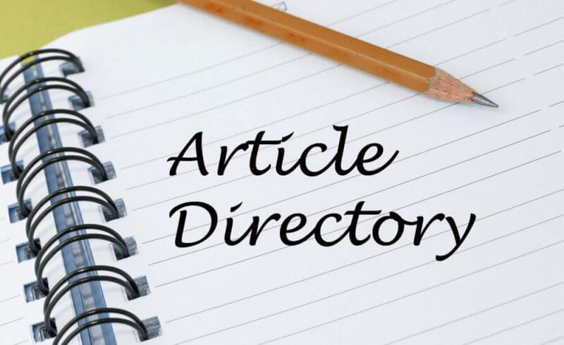 ArticleDirectory