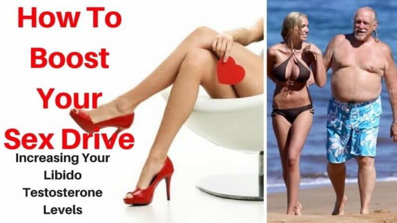 how to boost your drive sex drive