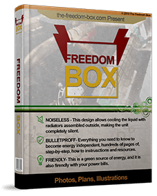 the freedom box cover