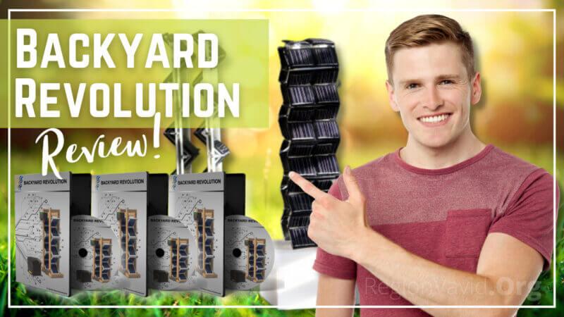Backyard Revolution Buy Now! Big Savings