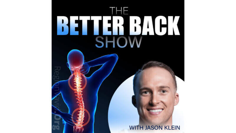 Better Back Solution By Jason Klein