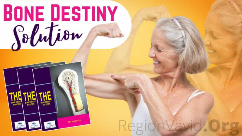 The Bone Density Solution Get Your Bones Healthy