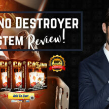 Casino Destroyer System Review - Read Before You Buy!