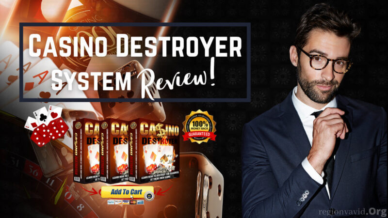 Casino Destroyer System Program That Will Bring Wealth To Your Life