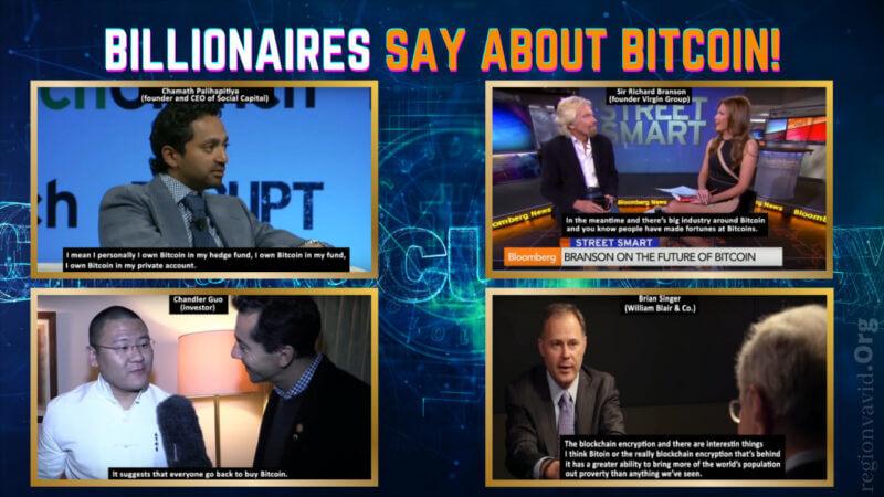 Crypto Ultimatum Billionaires Testimony